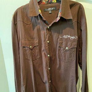 Ed Hardy by Christian Audigier - men shirts XXL